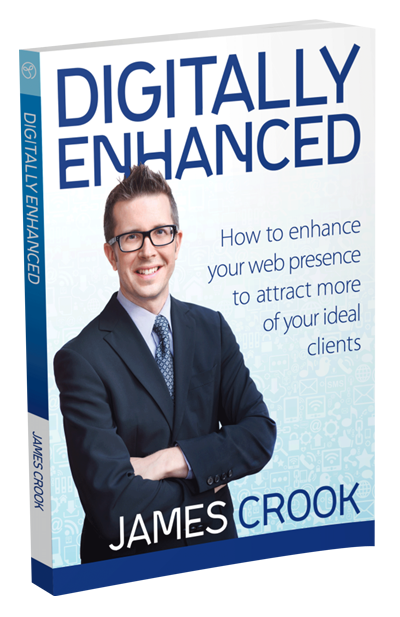 Digitally Enhanced Book - James Crook