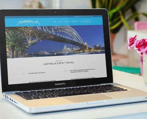 Ausxpat - travel website