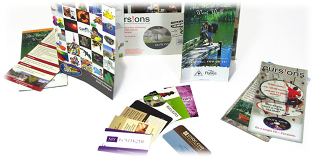 Stationery Posters Brochures