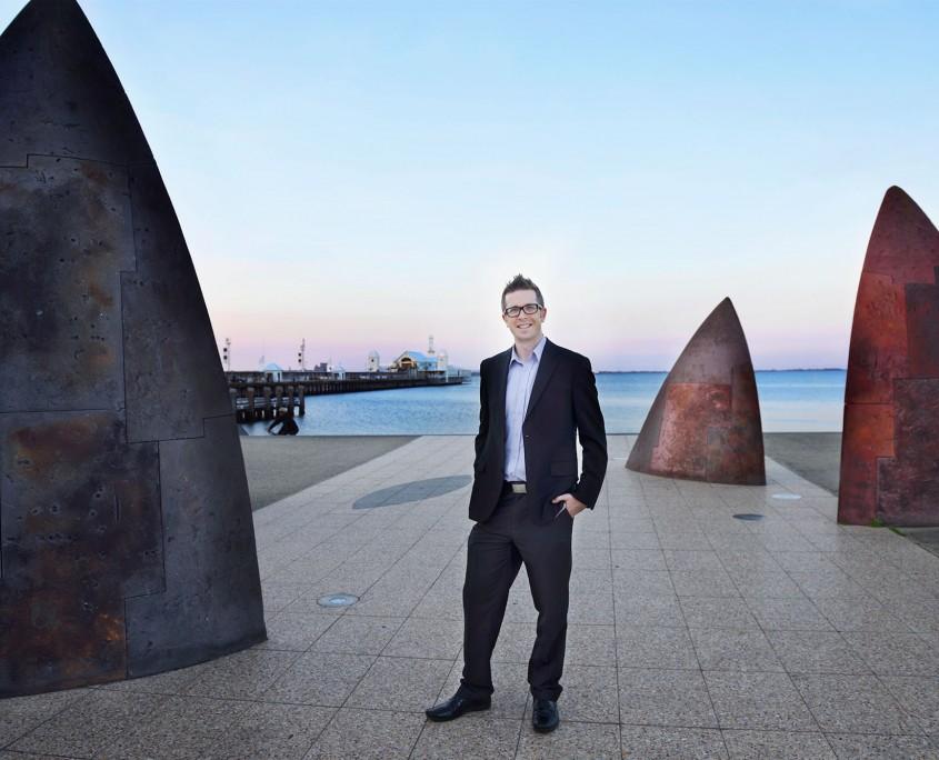 Geelong website design specialist James Crook