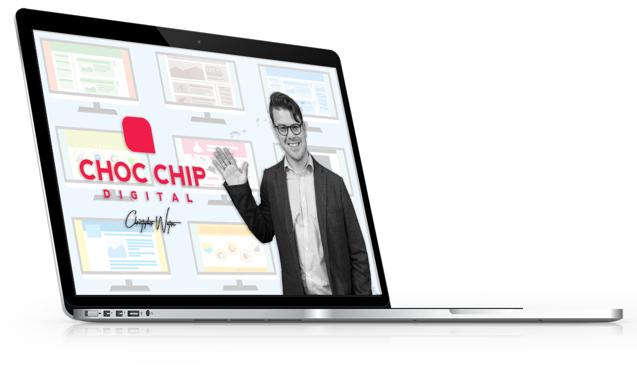 Geelong Website Design Choc Chip Digital