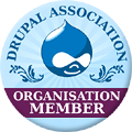 Organisation Member of the Drupal Association
